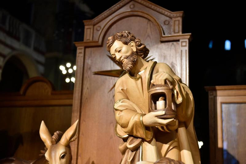 Gaudete Sunday: 'With Christmas comes hope for the world.'