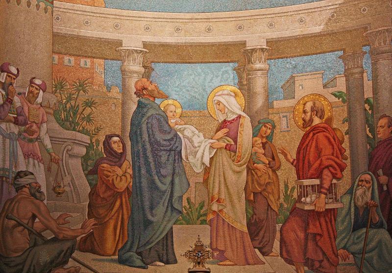 Bishop John celebrates novena to Our Lady of Perpetual Help