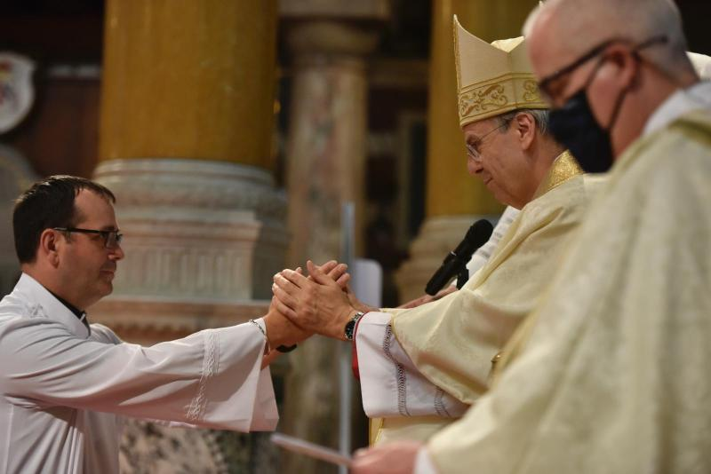 Homily for Ordinations to the Permanent Diaconate 2021