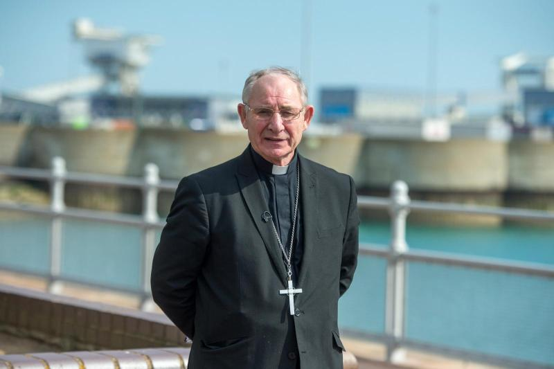 Bishop Paul McAleenan calls for a 'just approach' to asylum