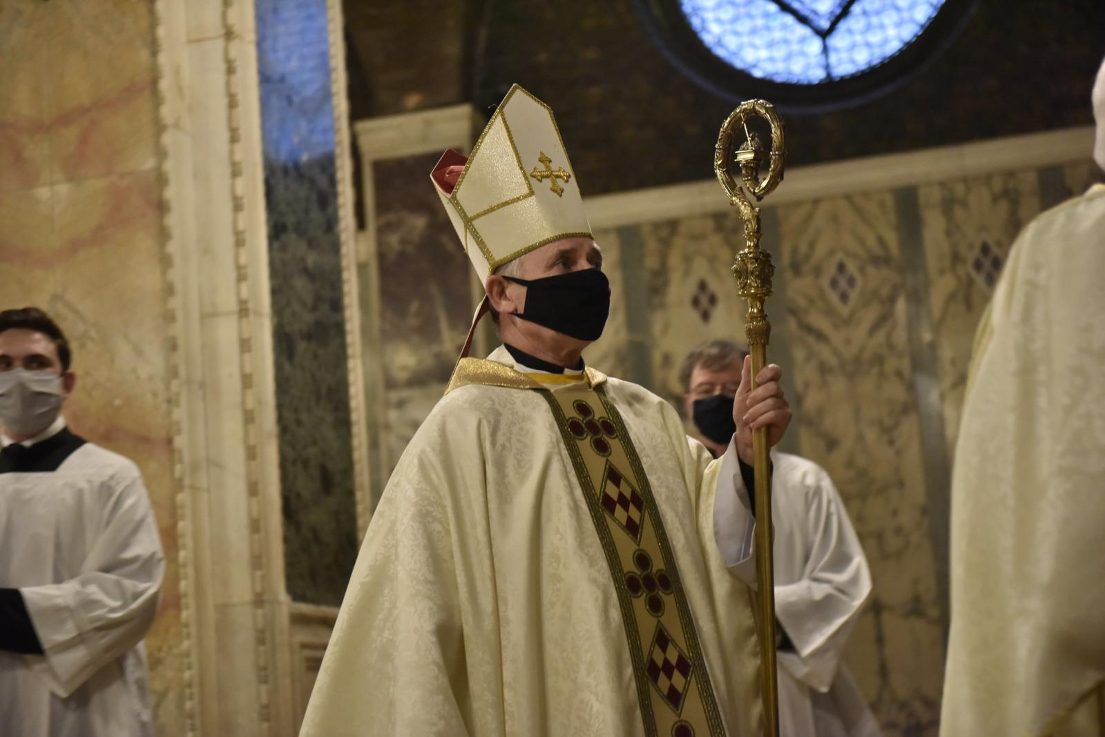 Ordinations to the Permanent Diaconate 2020 - Diocese of Westminster