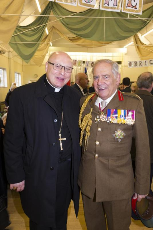 Bishop Wilson & Field Marshal Lord Guthrie