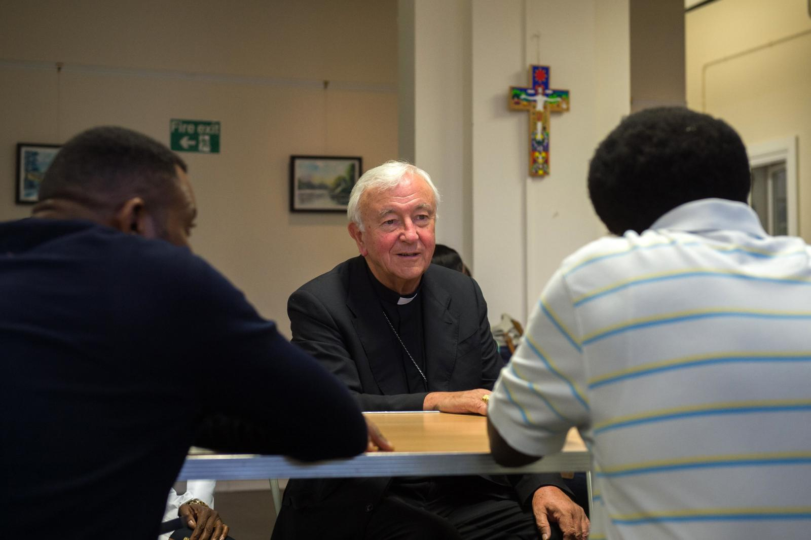 Cardinal Vincent Nichols - Diocese of Westminster