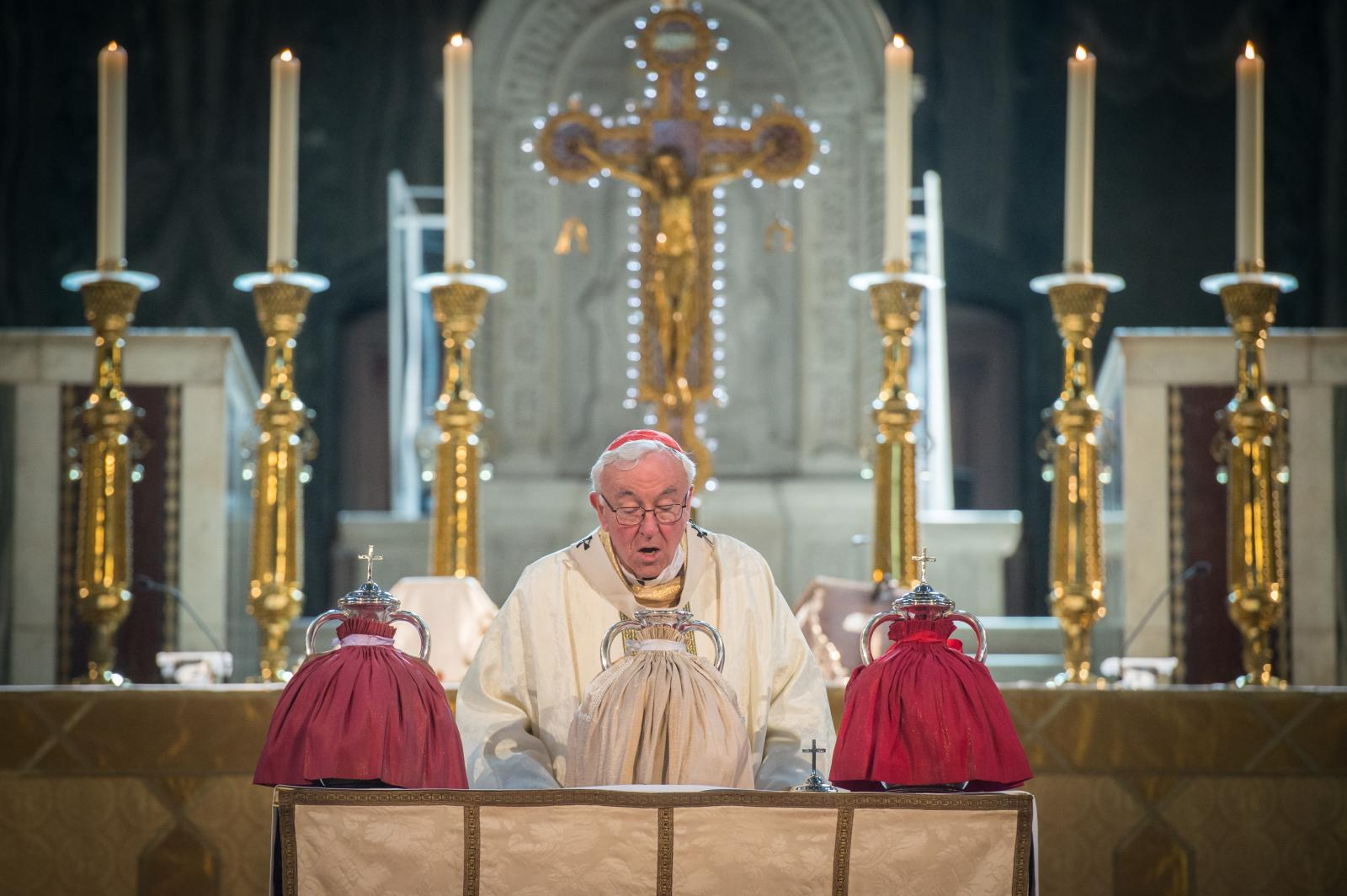 Bond of unity in Christ is 'unbreakable', says Cardinal