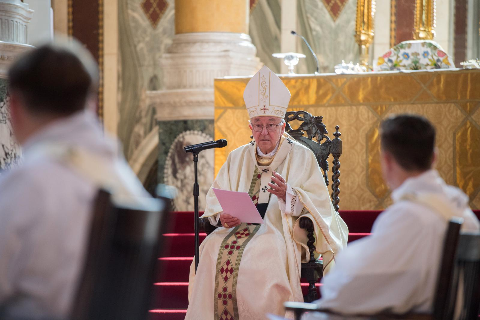 Ordinations to Priesthood and Diaconate 2020 - Diocese of Westminster