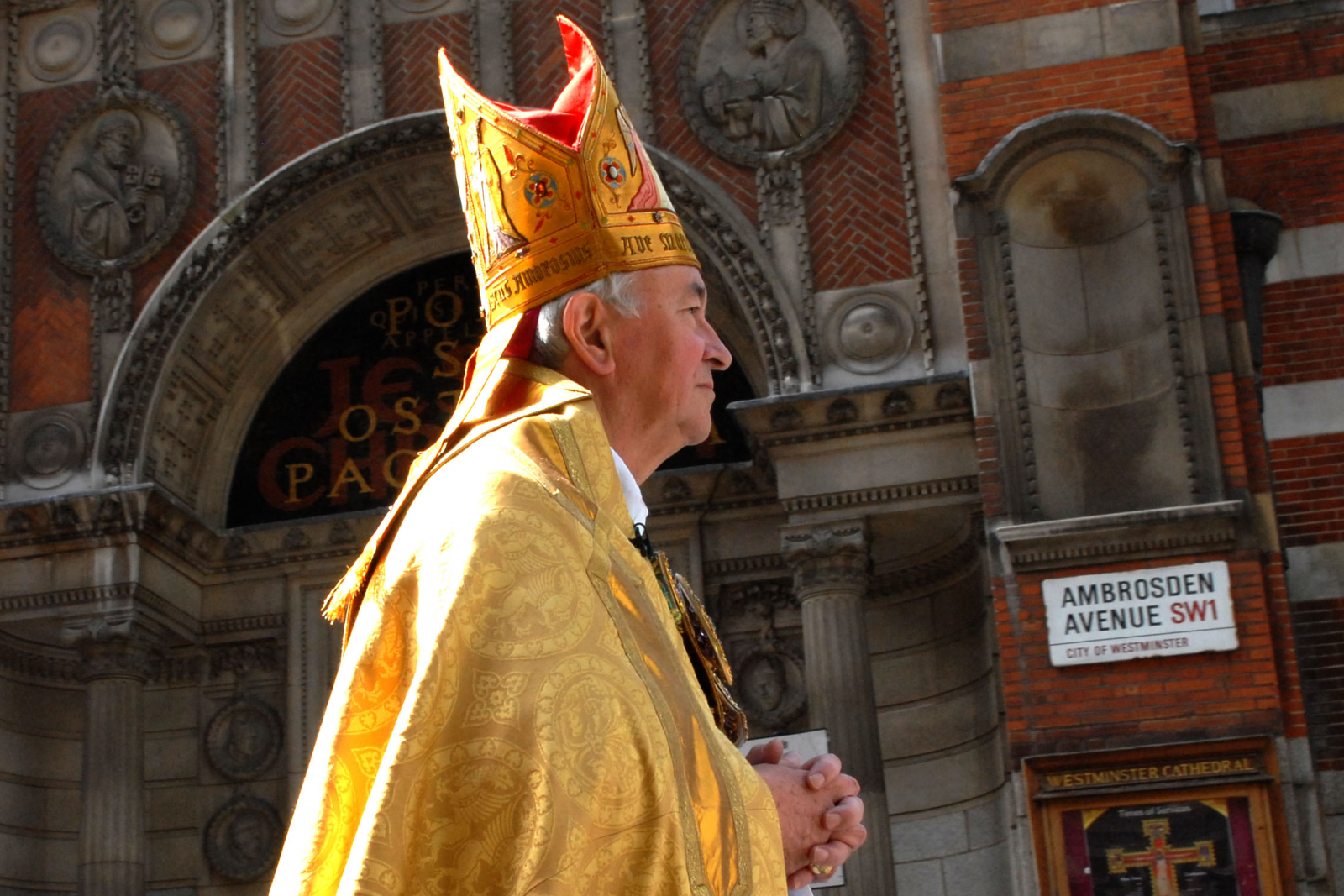 Cardinal's Biography - Diocese of Westminster