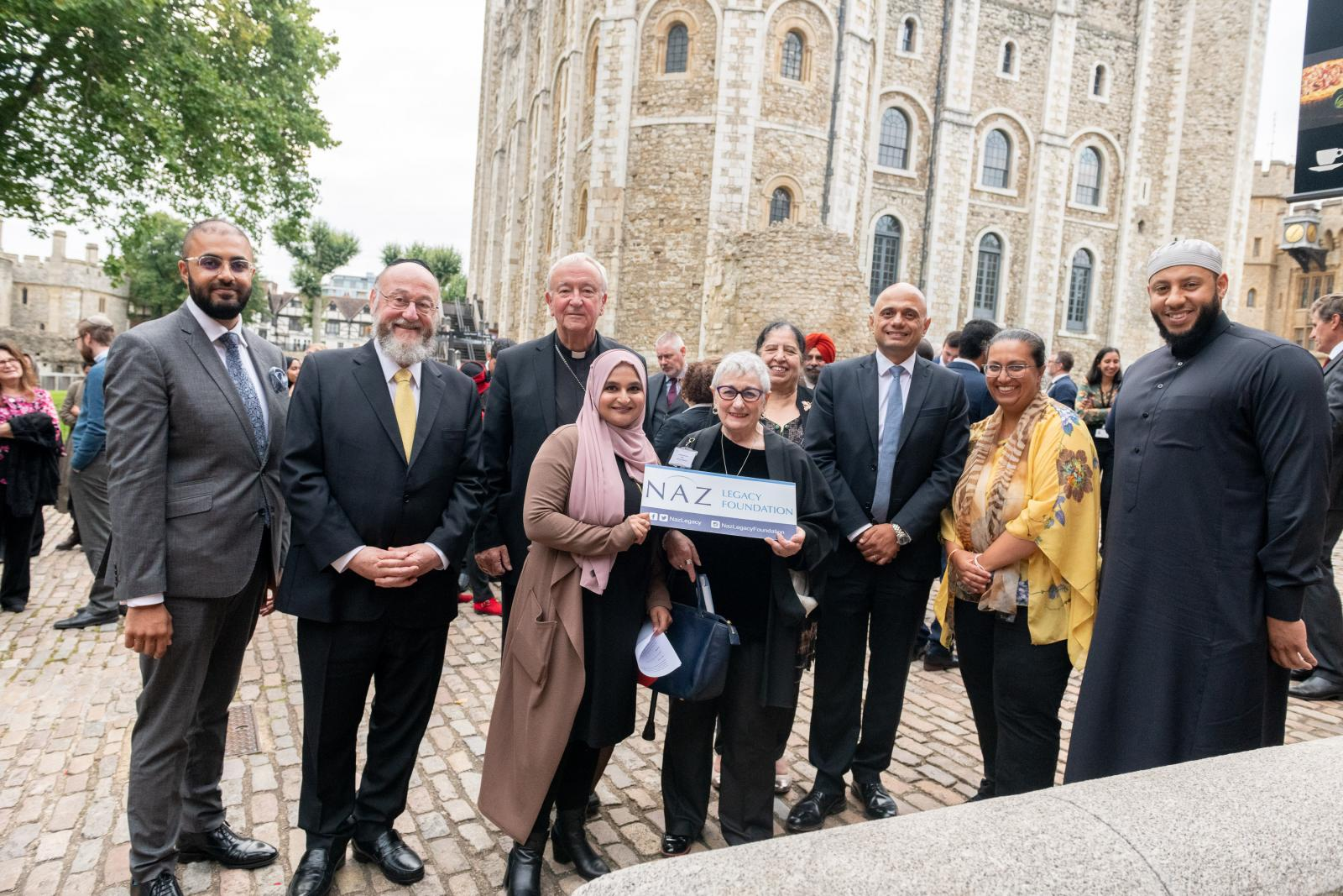 Faith leaders celebrate contribution of faith communities during pandemic - Diocese of Westminster