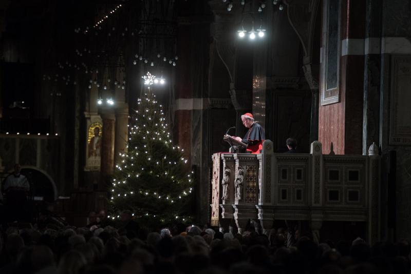 The Wonder of Christmas: Cardinal's Christmas Message