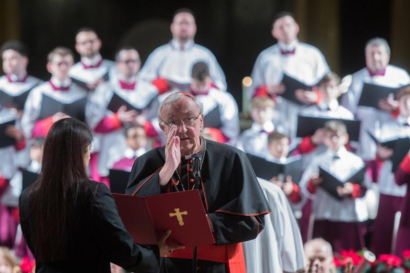 Cardinal's Response to Strategic Review of Sacred Music