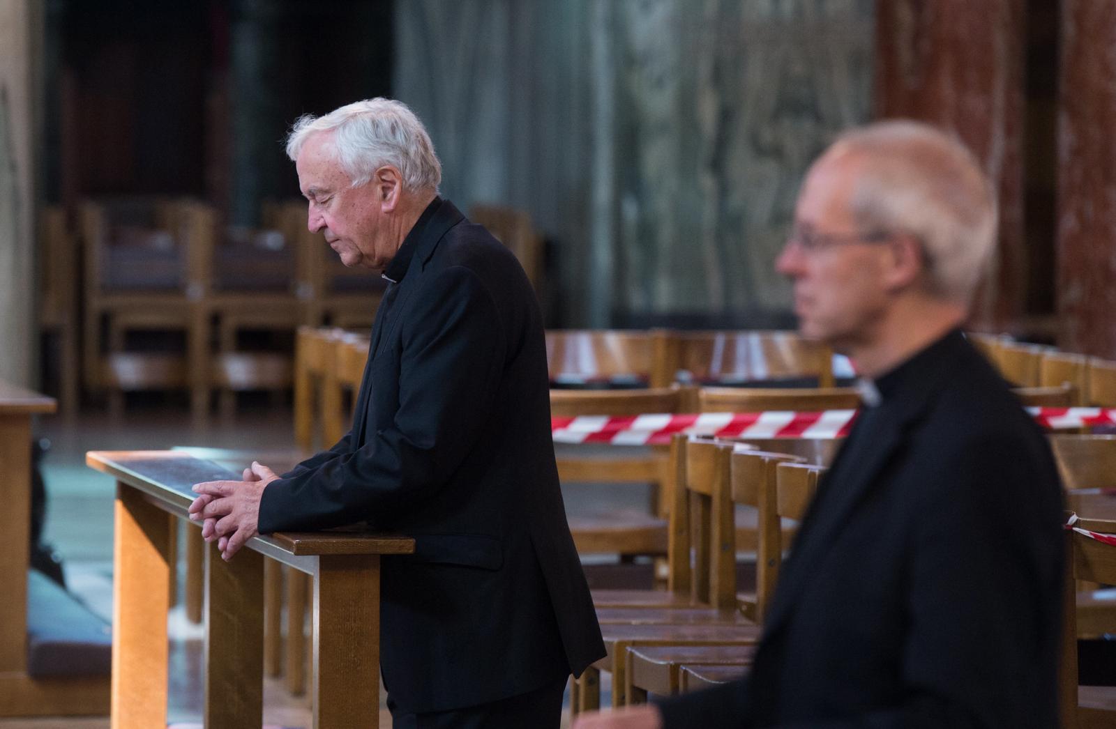 Cardinal prays for peace in Nagorno Karabakh