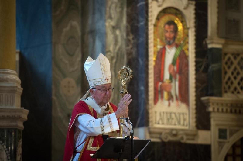 Cardinal: A time to show the strength of our faith in action