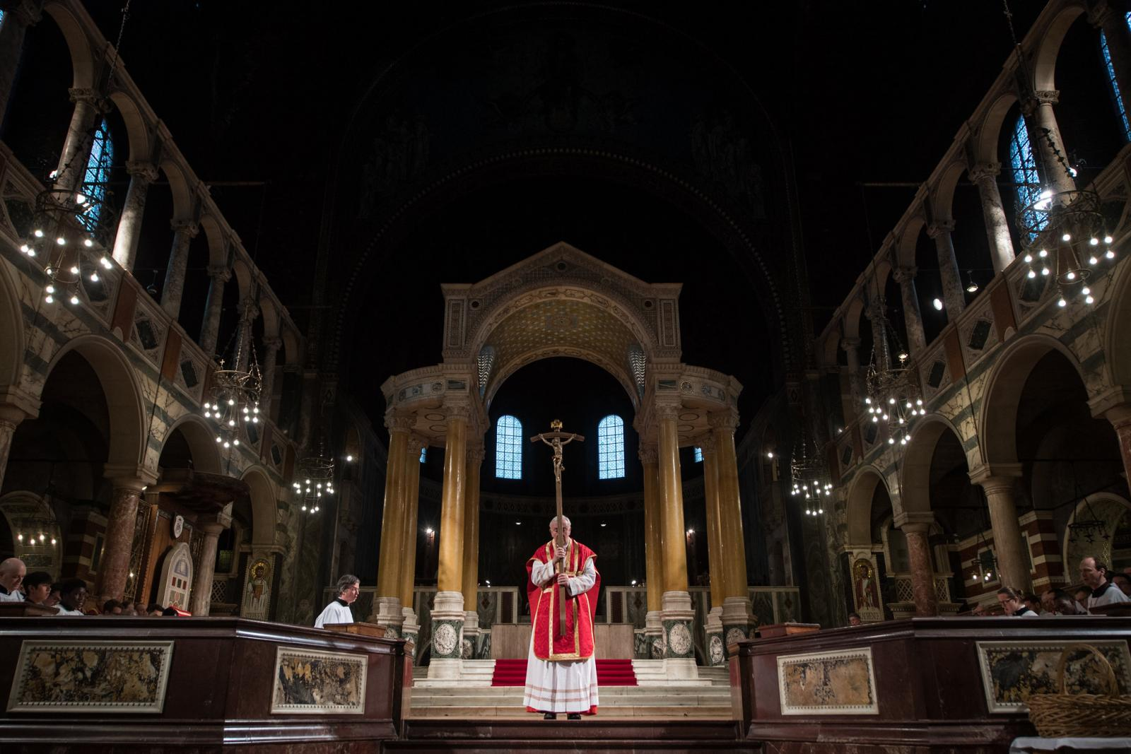 Cardinal's homily for the Solemn Commemoration of the Lord's Passion  - Diocese of Westminster