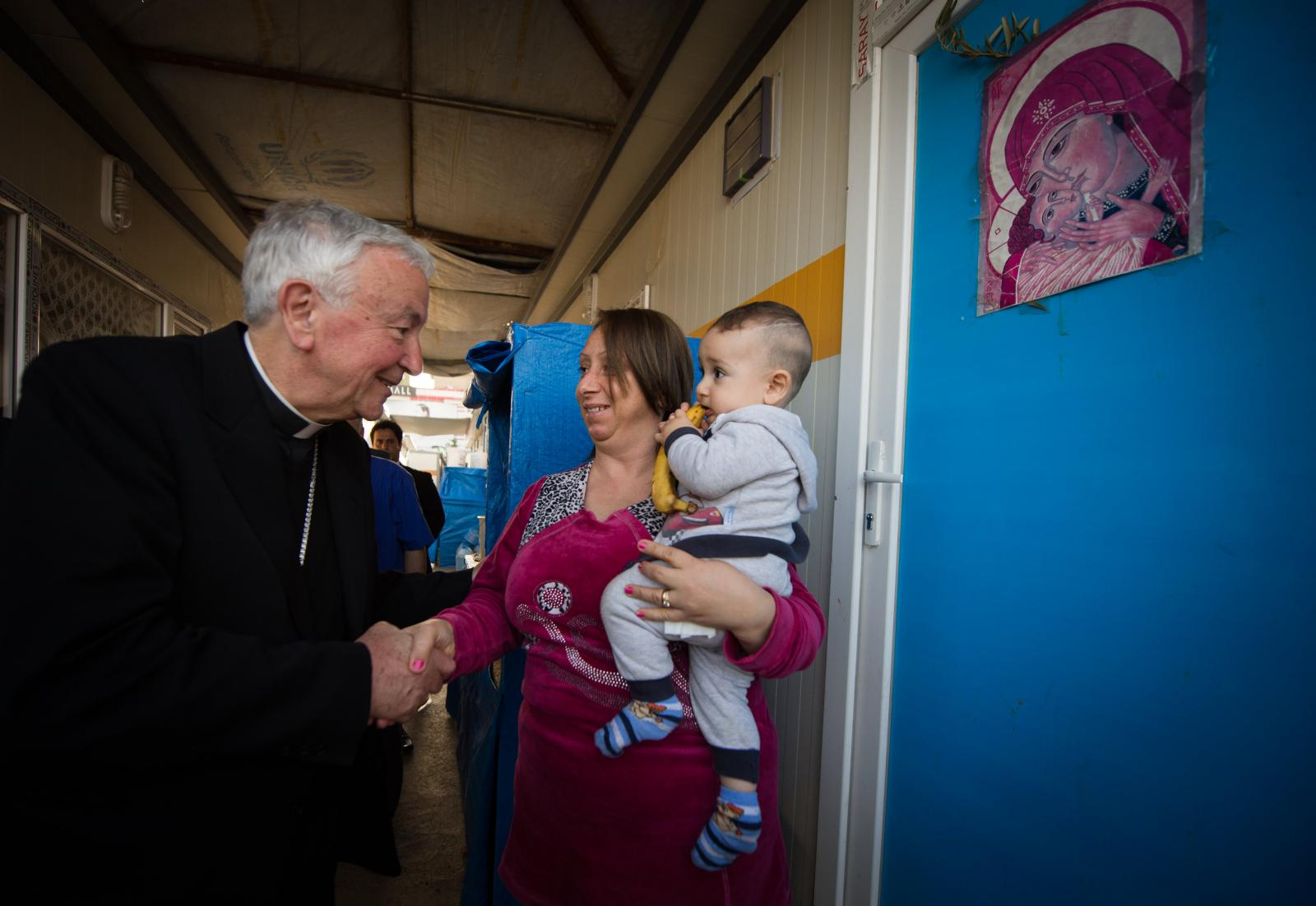 Cardinal calls for prayers ahead of Pope's visit to Iraq - Diocese of Westminster