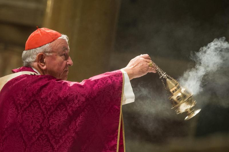 Cardinal mourns death of Archbishop Tartaglia