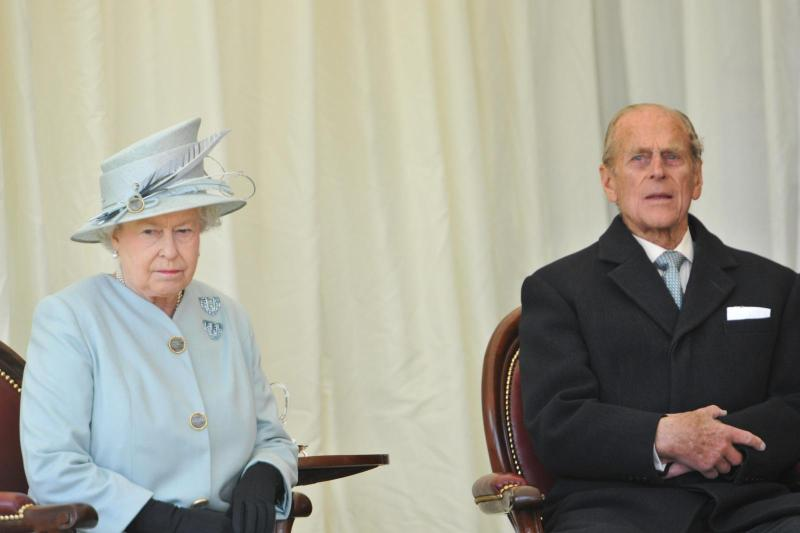 Cardinal prays for the repose of the soul of Prince Philip