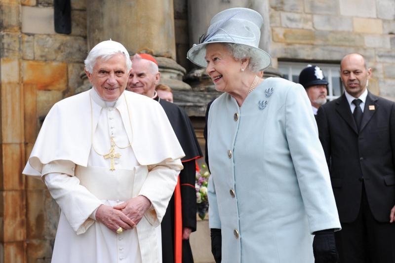 Cardinal's message to the Queen on her 95th birthday