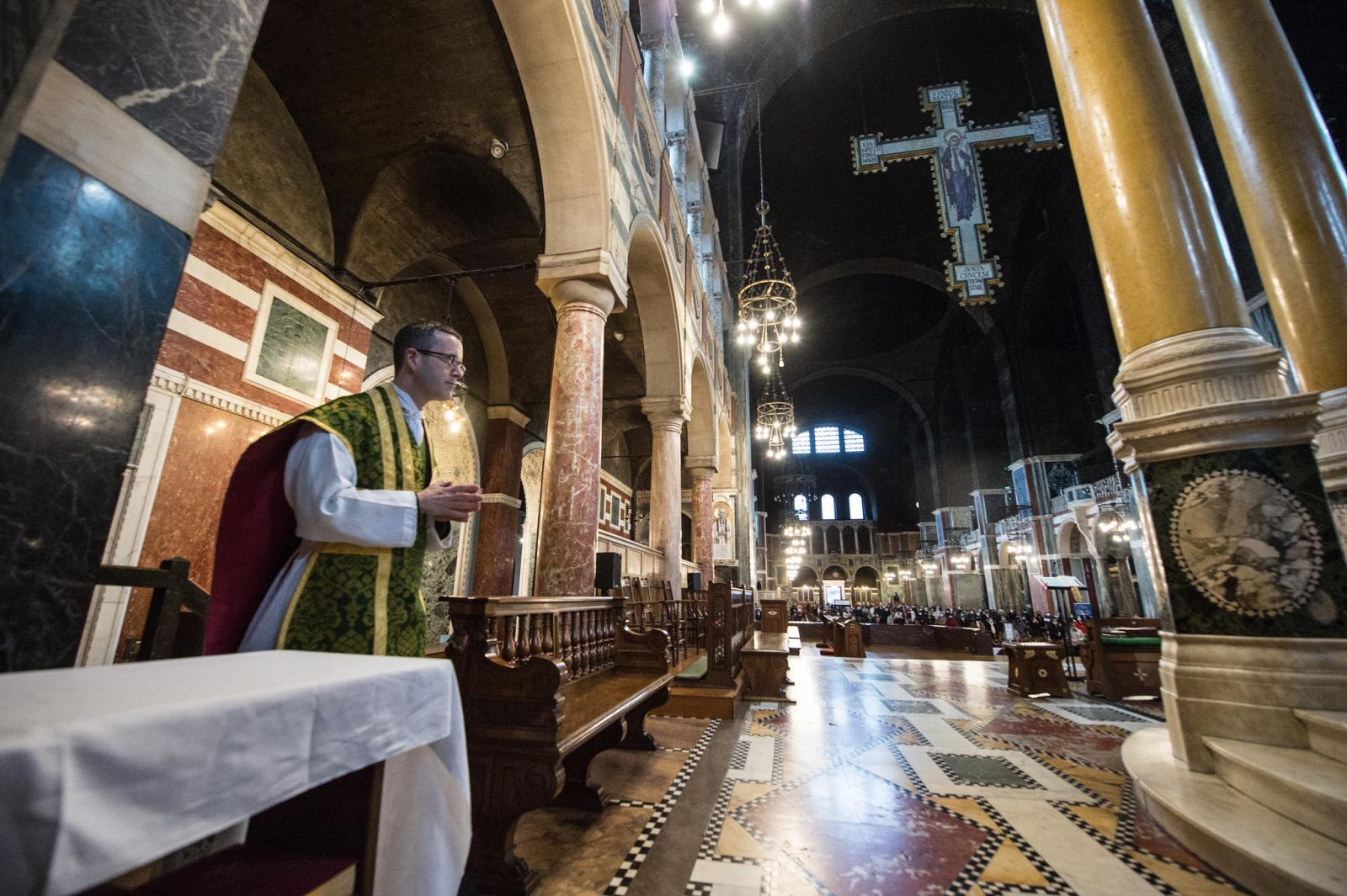 Westminster Cathedral live stream