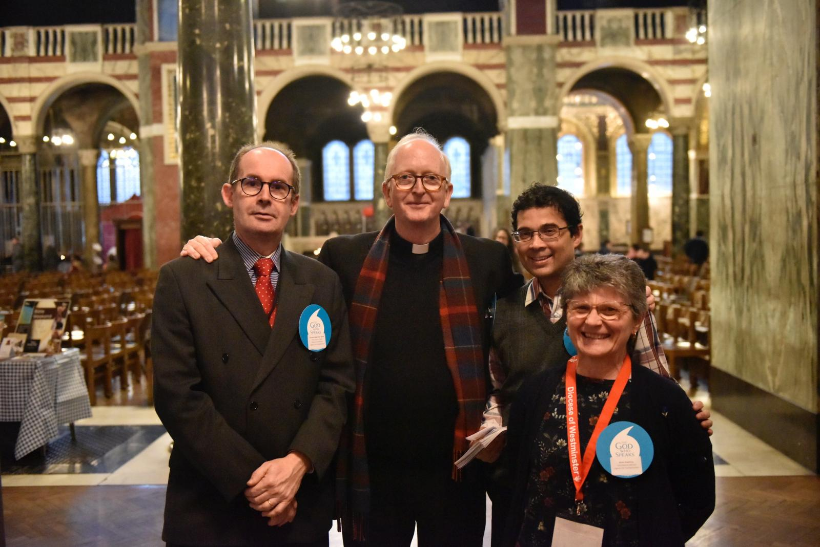 Contacts - Diocese of Westminster