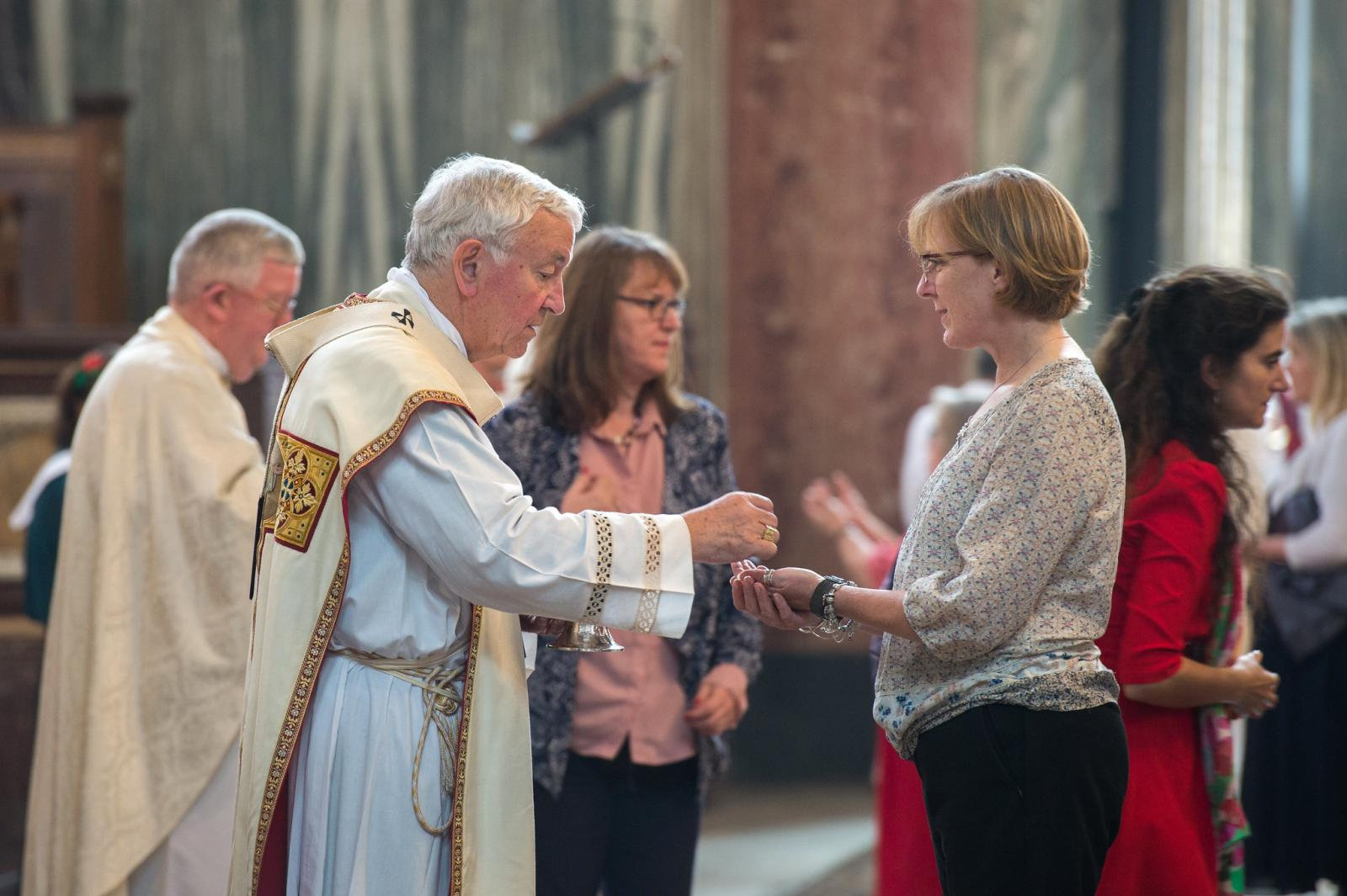 Eucharist - Diocese of Westminster
