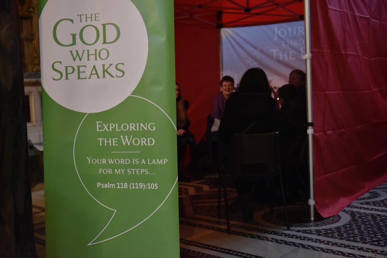 'The God Who Speaks'