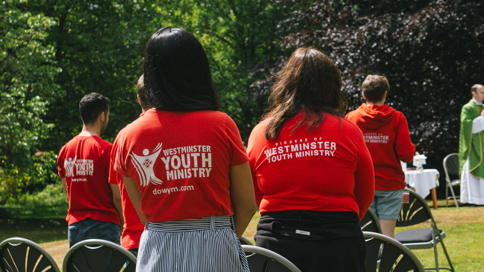 Youth Ministry - Diocese of Westminster