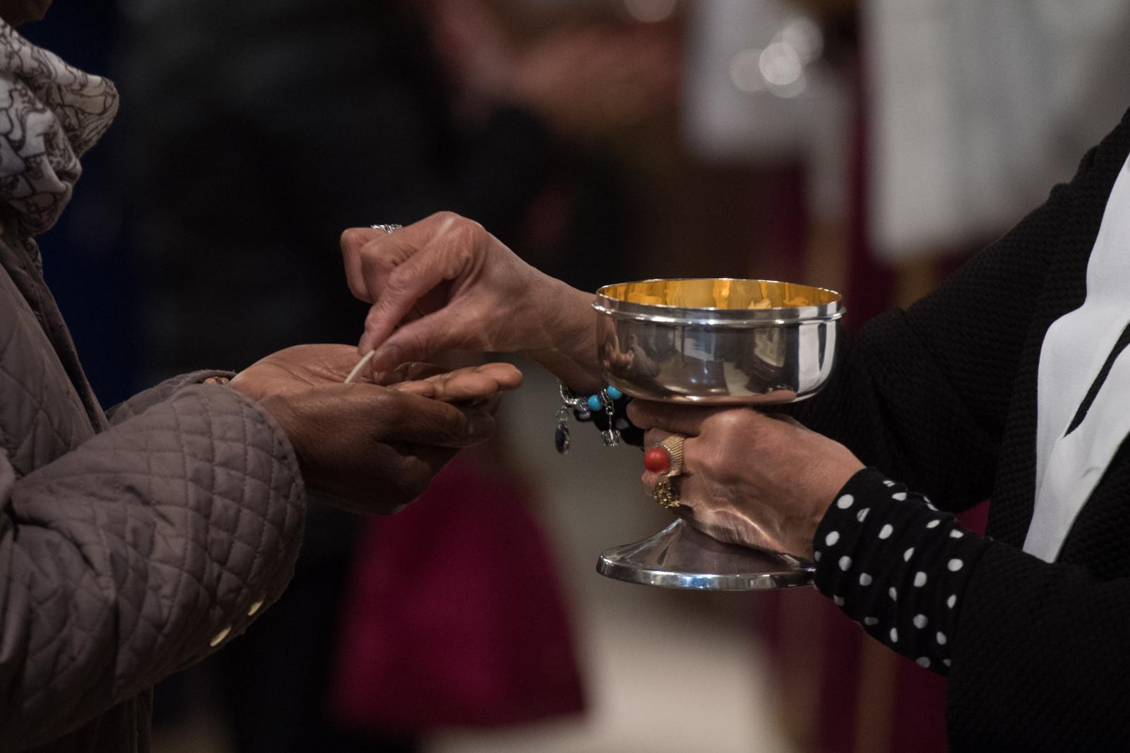 Resources for Ministers of Holy Communion