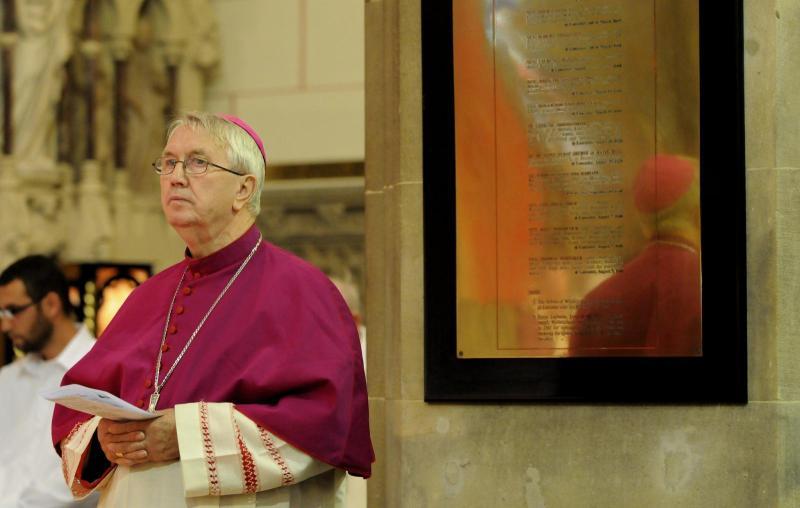 Bishop Patrick O'Donoghue RIP