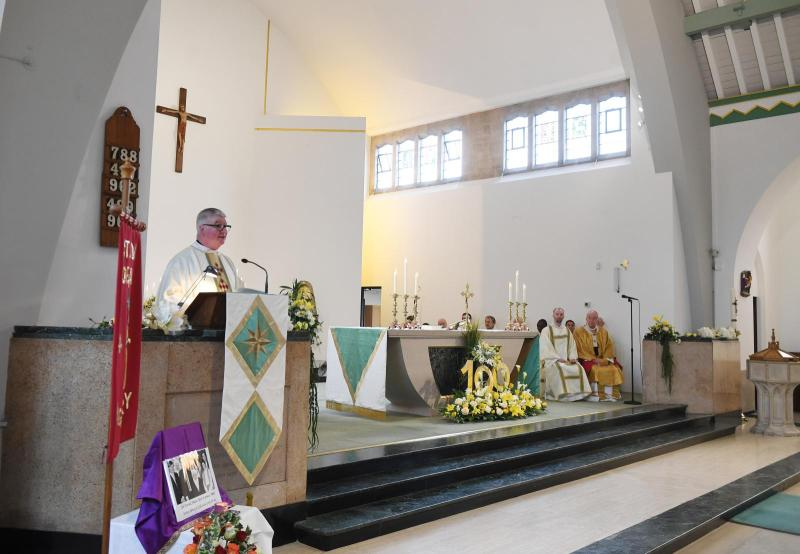 St Joan of Arc Highbury centenary celebration