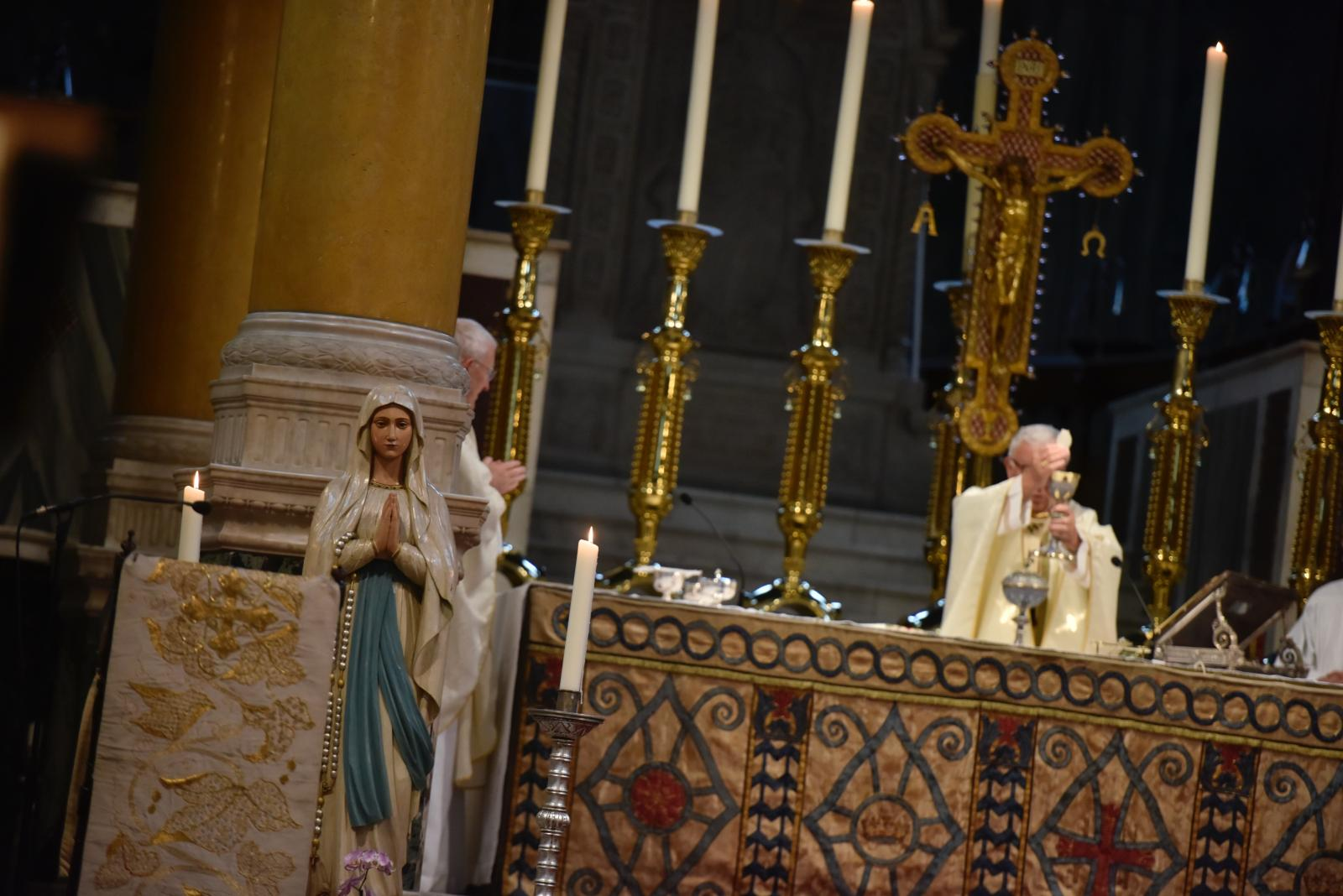 Lourdes Pilgrimage Mass 2021 - Diocese of Westminster