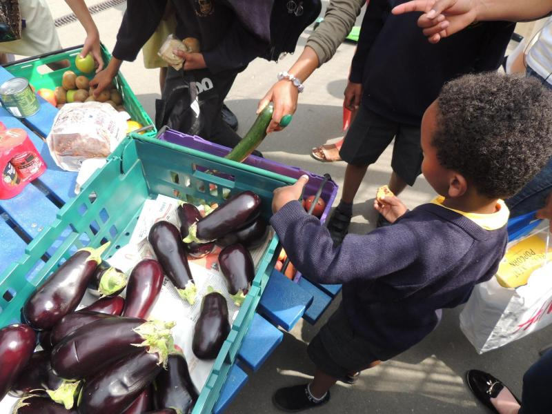 'Every child deserves access to nutritious food'
