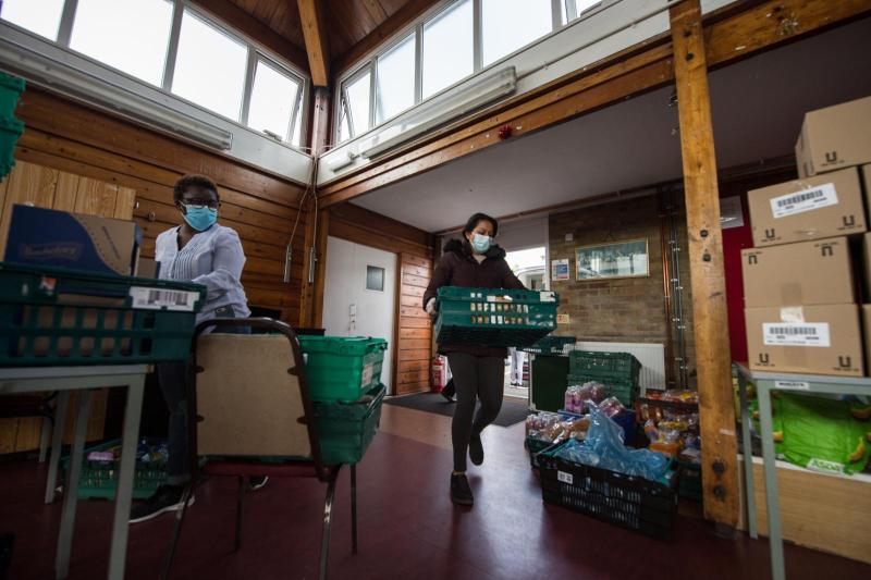 Caritas Westminster warns of increased demand on food banks if Government cuts Universal Credit