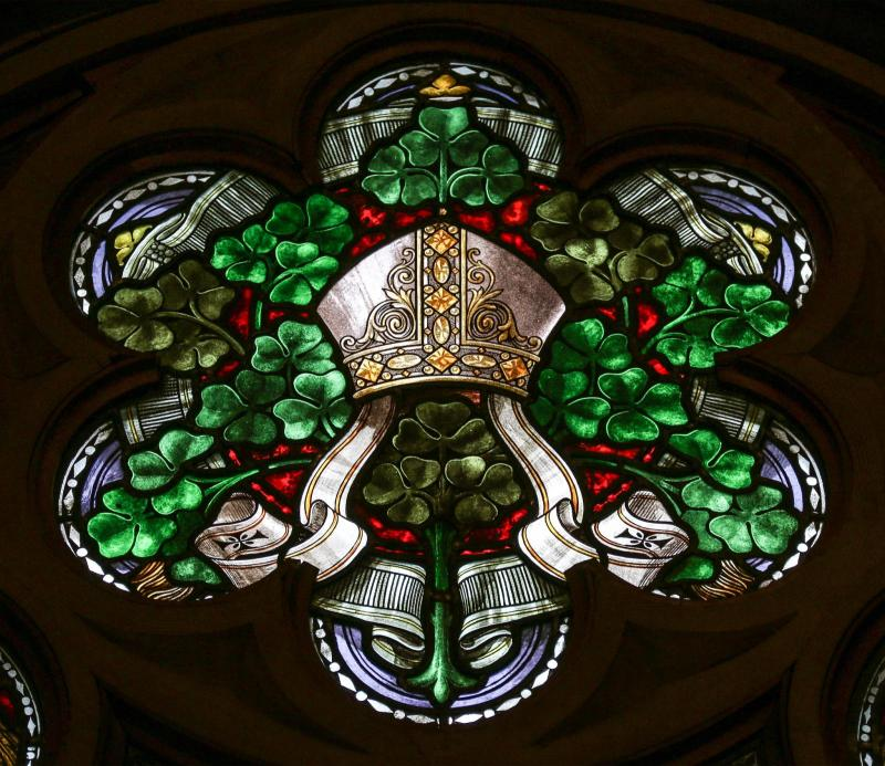 Bishop Paul McAleenan's message for the Feast of St Patrick