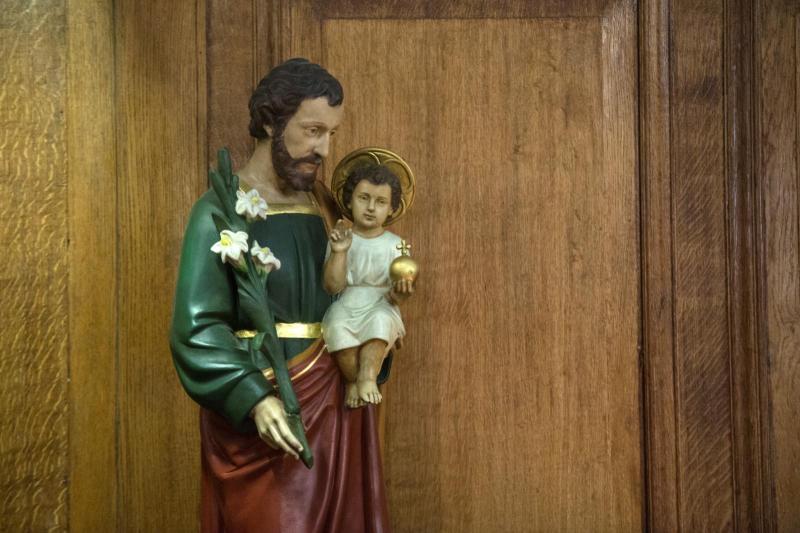 A Journey through Lent with St Joseph