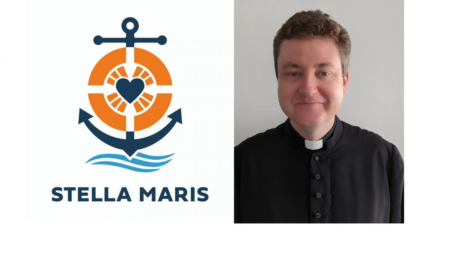 Fr David Burke returns to seafarers' charity Stella Maris as Trustee - Diocese of Westminster
