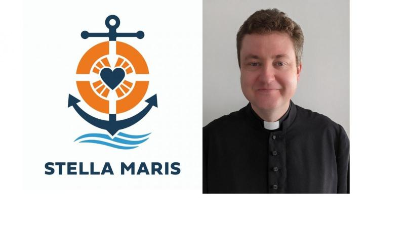 Fr David Burke returns to seafarers' charity Stella Maris as Trustee