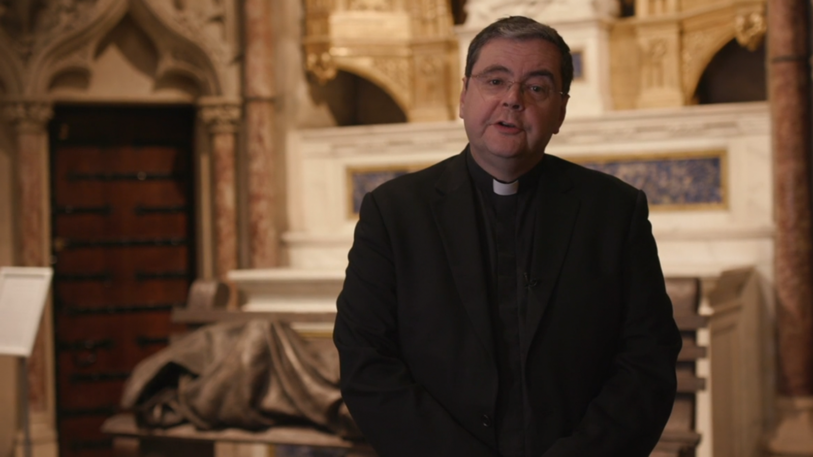 Video message: Homeless Sunday 2020 - Diocese of Westminster