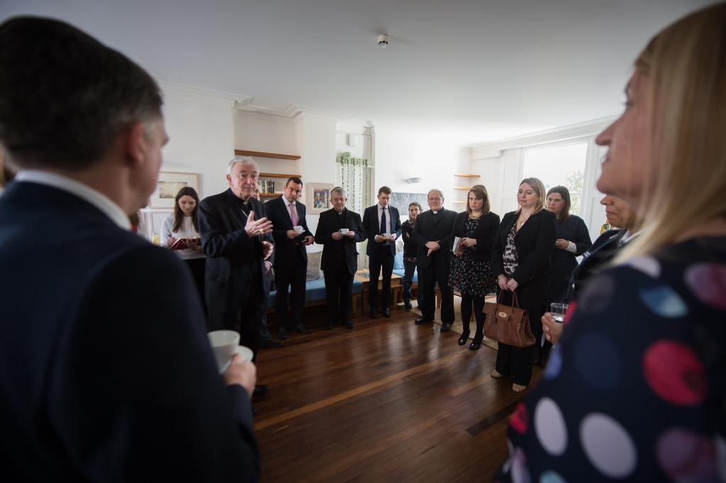 Caritas Bakhita House celebrates five years of project - Diocese of Westminster