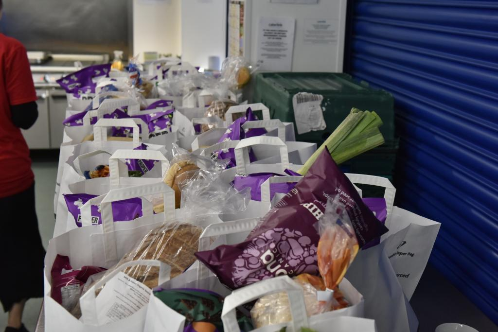 Caritas Westminster pledges to feed thousands with supermarket voucher scheme - Diocese of Westminster