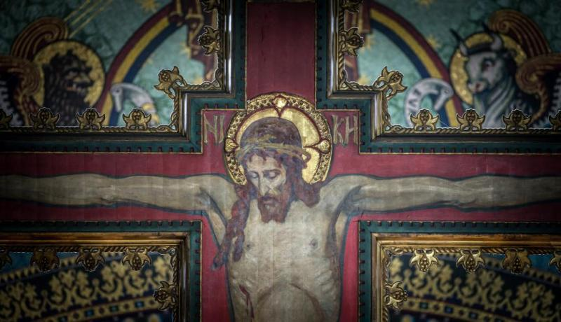 Homily for the Feast of the Exaltation of the Cross