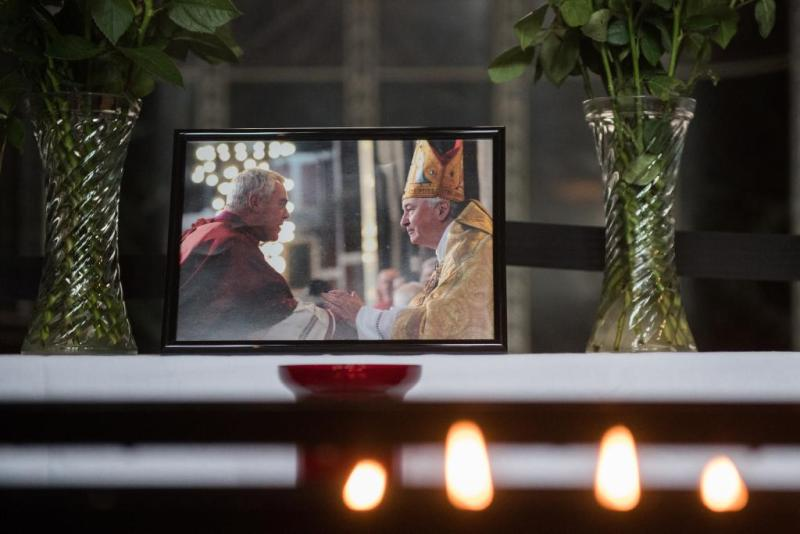 Homily for Funeral Mass of Canon Christopher Tuckwell RIP