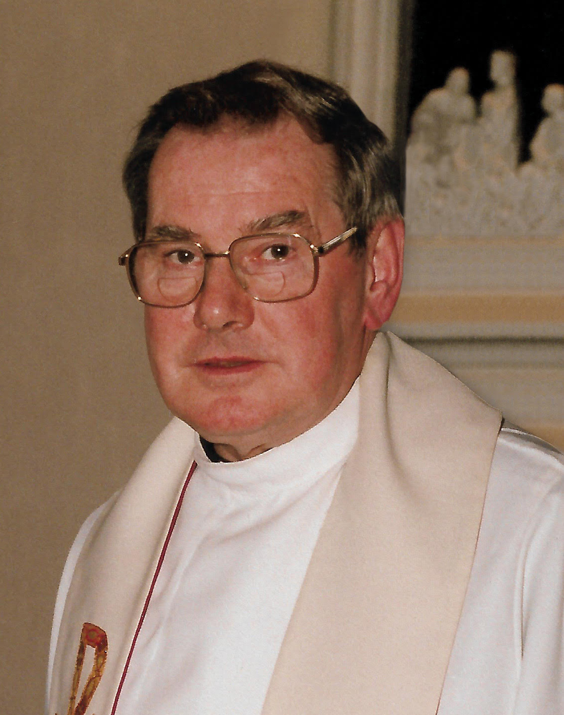 Fr James Anthony Duffy RIP - Diocese of Westminster