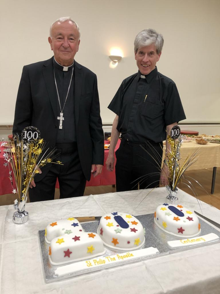 St Philip the Apostle, Finchley: A centenary year of celebration - Diocese of Westminster