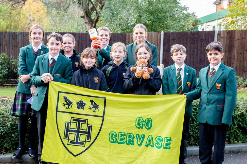 St Benedict's students raise funds to tackle homelessness