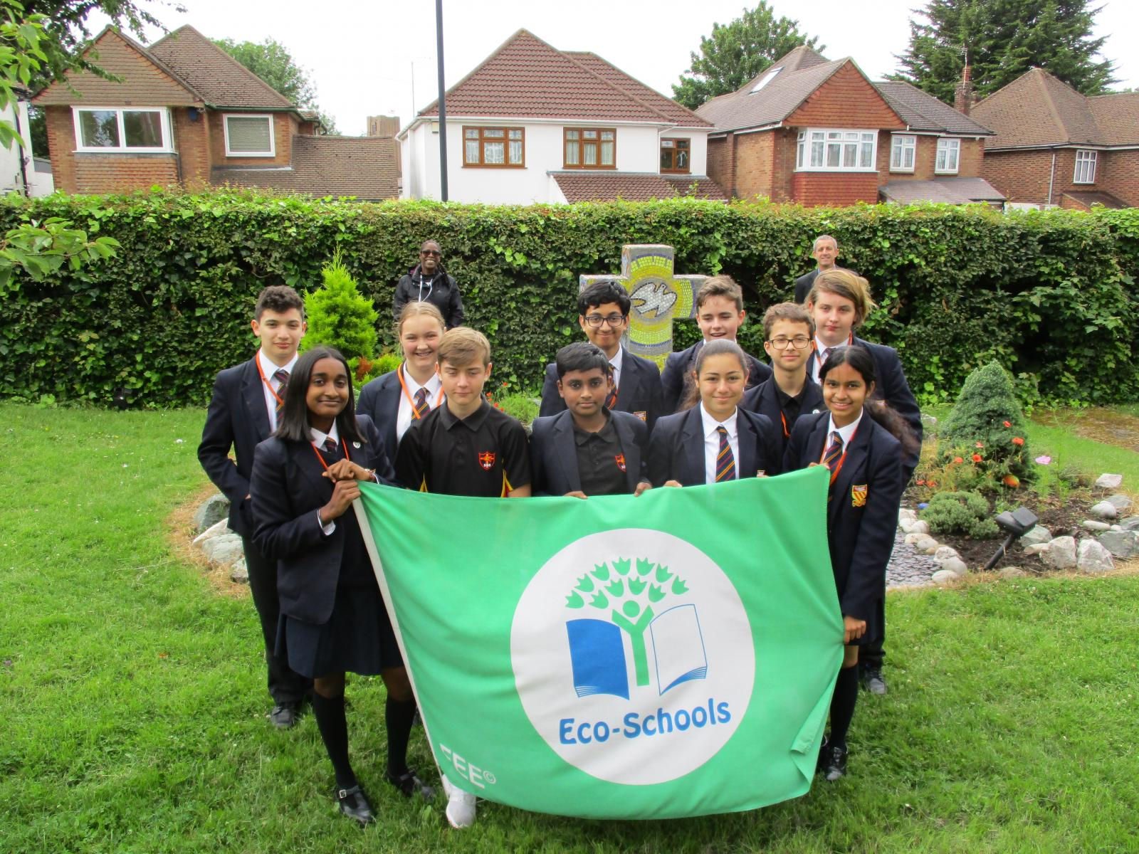 Kenton school achieves green award for fifth year running - Diocese of Westminster