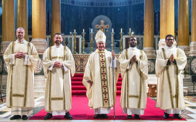 Homily for Mass of Ordination to the Diaconate 2021