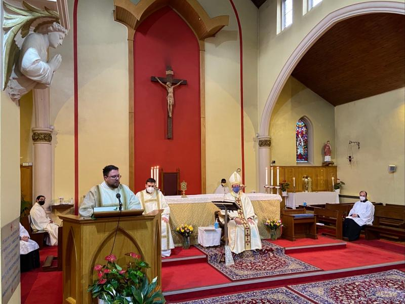 Relying on God's Love: Deacon Jakub Joszko